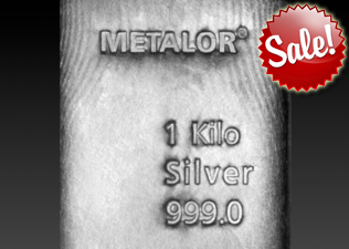 Metalor 1Kg Sale