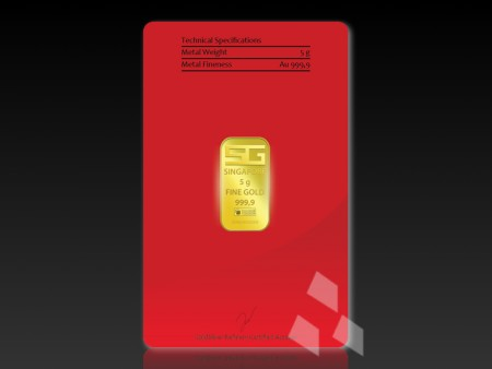 SGMint GoldMerlion5g3.001