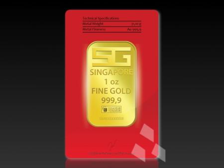 SGMint GoldMerlion2.001